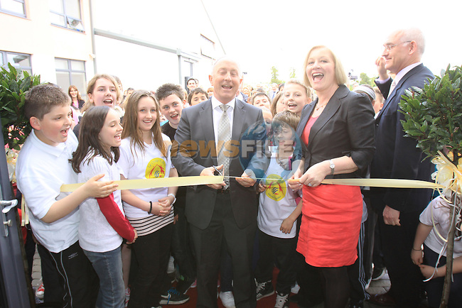 Opening of Lecheile School.Picture Fran Caffrey/Newsfile.ie