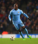 Eliaquim Mangala of Manchester City - Manchester City vs. Bayern Munich - UEFA Champion's League - Etihad Stadium - Manchester - 25/11/2014 Pic Philip Oldham/Sportimage