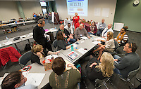 BNI Minnesota's Team G held its final bi-monthly meeting of 2016 Friday, Dec. 2 at the Ridgedale Library in Minnetonka, MN. The group represents the bulk of BNI leadership with its director consultants, ambassadors and area directors of the Minnesota and Wisconsin regions on hand discussing region health and strategies to improve individual chapters throughout the region and help get more members involved, and more active in their BNI experience.
