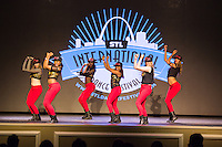 International Bachata Salsa Kizomba Dance Festival at River City Hotel and Casino in St. Louis, MO on June 22, 2014.
