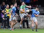Newtown Blues Conor Branigan St. Josephs Alan Lynch. Photo:Colin Bell/pressphotos.ie
