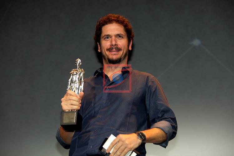 49 Festival Internacional de Cinema Fantastic de Catalunya-Sitges 2016.<br /> Gala Clausura.<br /> Gabriele Mainetti.