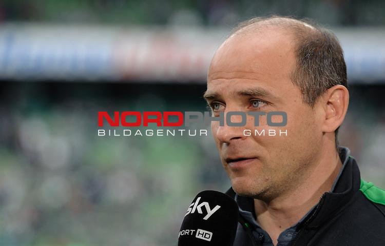 02.05.2015, Weserstadion, Bremen, GER, 1.FBL, Werder Bremen vs Eintracht Frankfurt, im Bild Viktor Skripnik (Trainer Werder Bremen)<br /> <br /> Foto &copy; nordphoto / Frisch