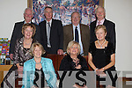 DINNER: Having a great time at the new years eve dinner party in The Manor West Hotel, Tralee on Thursday night 31st December 09, Front l-r: Kay O'Connor, Angela Moriarty, Anngie Brosnan and Margaret Nolan. Back l-r: Sean O'Connor, Ronnie Brosnan, Declan Moriarty and Billy Nolan. . ....