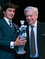 2019 03 04 Award 'Paquiro' of bull