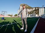 08.07.2019: Rangers press conference, Gibraltar: Steven Gerrard