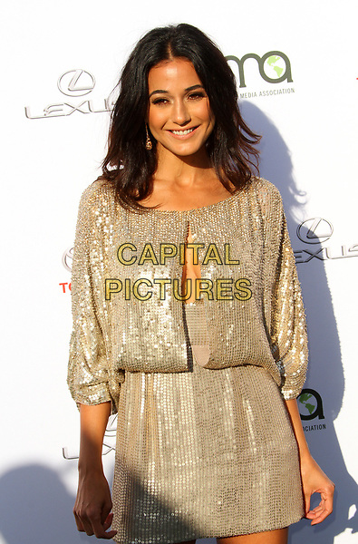 23 September 2017 - Santa Monica, California - Emmanuelle Chriqui. 27th Annual EMA Awards Hosted by Jaden Smith held at Barker Hangar In Santa Monica.  <br /> CAP/ADM<br /> &copy;ADM/Capital Pictures