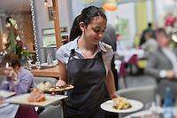 Europe/France/Ile-de-France/77/Seine-et-Marne/Brie-Comte-Robert:  Restaurant: La Fabrique, [Non destiné à un usage publicitaire - Not intended for an advertising use]