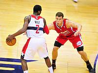 NBA, Miami Heat vs. Washington Wizards, February 10, 2012