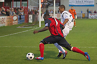 Eastbourne Borough FC (3)  v Bromley FC (0) 21.08.12