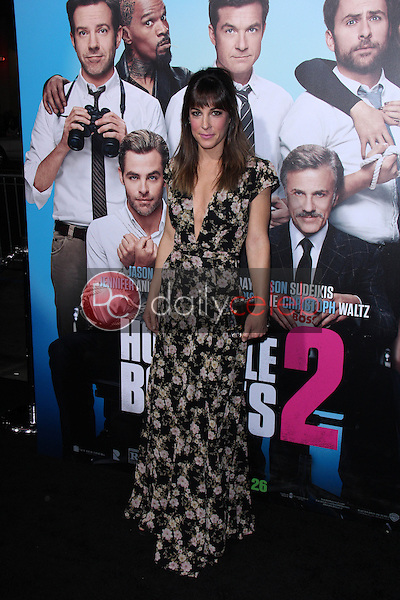 Lindsay Sloane<br />