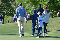 Matt Kuchar (USA) and his family depart the green on 16 after placing second in the 2019 WGC Dell Match Play, at the Austin Country Club, Austin, Texas, USA. 3/31/2019.<br /> Picture: Golffile | Ken Murray<br /> <br /> <br /> All photo usage must carry mandatory copyright credit (&copy; Golffile | Ken Murray)