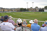 General view of play during Essex CCC vs Somerset CCC, Specsavers County Championship Division 1 Cricket at The Cloudfm County Ground on 29th August 2017