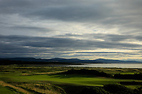 General view 17th green during day 1 of the Boys' Home Internationals played at Royal Dornoch, Dornoch, Sutherland, Scotland. 07/08/2018<br /> Picture: Golffile | Phil Inglis<br /> <br /> All photo usage must carry mandatory copyright credit (&copy; Golffile | Phil Inglis)