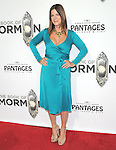 Marcia Gay Harden at The .Book of Mormon Opening Night held at The Pantages Theatre in Hollywood, California on September 12,2012                                                                               © 2012 Hollywood Press Agency