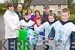 CLEANING UP: Locals in Kilcummin who will be holding a parish clean up in the area next weekend, front l-r: Adam Fleming, Cathal Healy, Kevin Healy, Aaron Healy. Back l-r: Bri?d Fleming, John Fleming, Susan Healy, Eileen O'Sullivan, Donie O'Donoghue.