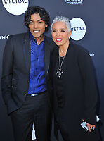 www.acepixs.com<br /> <br /> May 23 2017, LA<br /> <br /> Dianne Houston (R) and actor Navi arriving at Lifetime's Michael Jackson: Searching for Neverland Premiere Event at Avalon on May 23, 2017 in Hollywood, California.<br /> <br /> By Line: Peter West/ACE Pictures<br /> <br /> <br /> ACE Pictures Inc<br /> Tel: 6467670430<br /> Email: info@acepixs.com<br /> www.acepixs.com