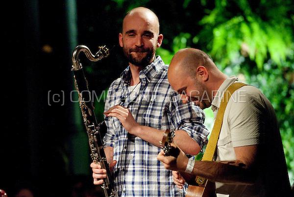 Belgian band Isbells at the Nuits du Botanique in Brussels (Belgium, 14/05/2010)