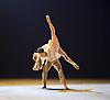 Transfigured Night<br /> Choreography by Kim Brandstrup<br /> at Sadler&rsquo;s Wells, London, Great Britain <br /> press photocall / rehearsal <br /> 3rd November 2015 <br /> <br /> Music by Arnold Schoenberg - Verkl&auml;rte Nacht<br /> Designed by Chloe Lamford<br /> Lighting design by Fabiana Piccioli<br /> <br /> Dane Hurst &amp; Hannah Rudd<br /> <br /> <br /> <br /> <br /> Image licensed to Elliott Franks Photography Services