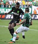 Deportivo Cali venció 1-0 como local Atlético Nacional. Fecha 6 LIga Águila II-2016.