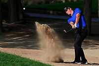 Callum Shinkwin (ENG) in the rough on the 2nd during Round 4 of the Omega Dubai Desert Classic, Emirates Golf Club, Dubai,  United Arab Emirates. 27/01/2019<br /> Picture: Golffile | Thos Caffrey<br /> <br /> <br /> All photo usage must carry mandatory copyright credit (&copy; Golffile | Thos Caffrey)