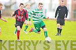 Conor Keane Killarney Celtic (Pink  Panther) Stephen Egan St Bernards