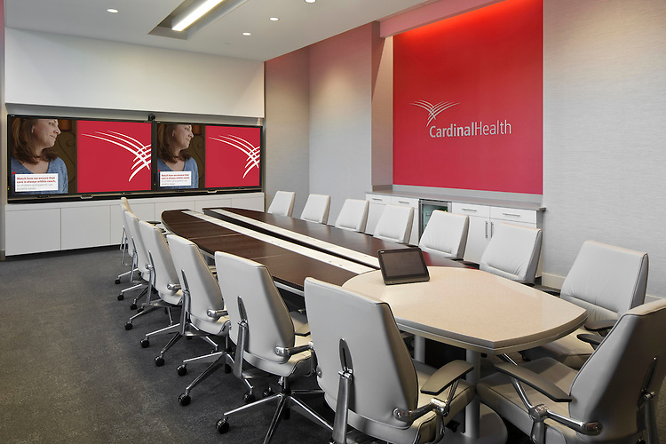 Cardinal Health Experience Center | OHM