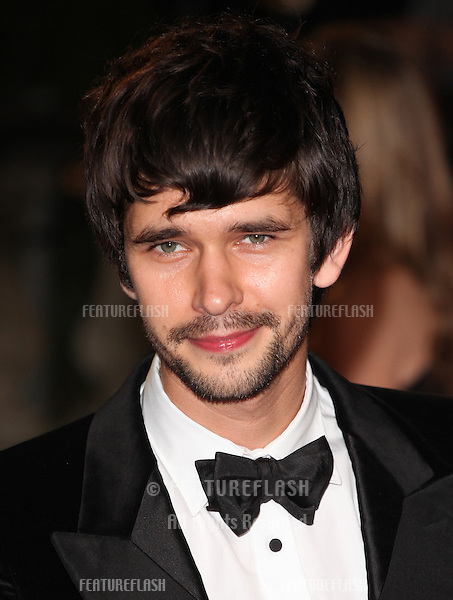 Ben Whishaw  arriving for the Royal World Premiere of 'Skyfall' at Royal Albert Hall, London. 23/10/2012 Picture by: Alexandra Glen / Featureflash