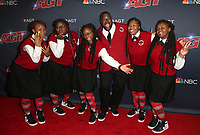 """HOLLYWOOD, CA - SEPTEMBER 10: Detroit Youth Choir, at """"America's Got Talent"""" Season 14 Live Show Red Carpet at The Dolby Theatre  in Hollywood, California on September 10, 2019. Credit: Faye Sadou/MediaPunch"""