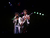 Journey performs in Chicago, Illinois. October 4th,1986 <br /> CAP/MPI/GA<br /> ©GA/MPI/Capital Pictures