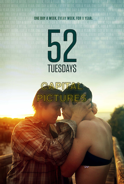 POSTER ART<br /> in 52 Tuesdays (2014)<br /> *Filmstill - Editorial Use Only*<br /> CAP/FB<br /> Image supplied by Capital Pictures