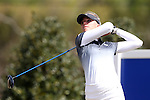 16 April 2016: Wake Forest's Antonia Eberhard. The Second Round of the Atlantic Coast Conference's Womens Golf Tournament was held at Sedgefield Country Club in Greensboro, North Carolina.
