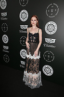 SANTA MONICA, CA - JANUARY 6: Madelaine Petsch at Art of Elysium's 11th Annual HEAVEN Celebration at Barker Hangar in Santa Monica, California on January 6, 2018. <br /> CAP/MPI/FS<br /> &copy;FS/MPI/Capital Pictures