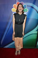 BEVERLY HILLS, CA - AUGUST 8: Caitlin McGee at the 2019 NBC Summer Press Tour at the Wilshire Ballroom in Beverly Hills, California o August 8, 2019. <br /> CAP/MPIFS<br /> ©MPIFS/Capital Pictures