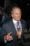 """Rod Gilbert is Interviewed on the Blue Carpet at the NEW YORK Rangers ROLL OUT THE<br /> """"BLUE CARPET PRESENTED by Chase"""" <br /> FOR GAME THREE AGAINST WASHINGTON at Madison Square Garden, NY"""