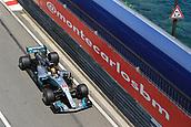 May 28th 2017, Monaco; F1 Grand Prix of Monaco Race Day;  Lewis Hamilton - Mercedes AMG Petronas F1 W08 EQ Energy+