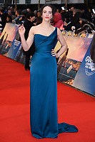 Jessica Brown Findlay at 'The Guernsey Literary and Potato Peel Pie Society' film premiere, London, UK. <br /> 09 April  2018<br /> Picture: Steve Vas/Featureflash/SilverHub 0208 004 5359 sales@silverhubmedia.com