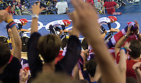 London 2012 Olympic Games - Track Cycling - 3rd August 2012