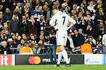 Real Madrid's Cristiano Ronaldo during Champions League match between Real Madrid and Borussia Dortmund  at Santiago Bernabeu Stadium in Madrid , Spain. December 07, 2016. (ALTERPHOTOS/Rodrigo Jimenez)
