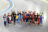SPEEDSKATING: HEERENVEEN, ICE STADIUM THIALF, 26-06-2018, Training Longtrack speedskating, Team China, ©photo Martin de Jong