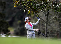 Bree Gill (AUS) during the Anita Boon Pro-Am, North Shore Golf Course, Auckland, New Zealand Thursday 21 September 2017.  Photo: Simon Watts/www.bwmedia.co.nz