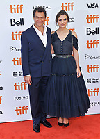 11 September 2018 - Toronto, Ontario, Canada - Dominic West, Keira Knightley. &quot;Colette&quot; Premiere - 2018 Toronto International Film Festival at Princess of Wales Theatre. <br /> CAP/ADM/BPC<br /> &copy;BPC/ADM/Capital Pictures