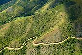 Route du col d'Amos