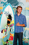 UNIVERSAL CITY, CA. - August 09: Actor Zac Efron poses in the press room during the Teen Choice Awards 2009 held at the Gibson Amphitheatre on August 9, 2009 in Universal City, California.