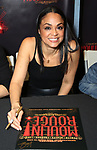 """Karen Olivo during the """"Moulin Rouge! The Musical"""" - Vinyl Release signing at Sony Square on December 13, 2019 in New York City."""