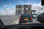 LELYSTAD - Ketelbrug tussen Lelystad en Emmeloord. COPYRIGHT TON BORSBOOM