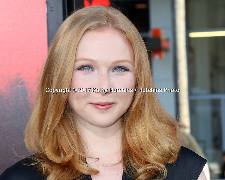 "LOS ANGELES - APR 18:  Molly Quinn at the ""Unforgettable"" Premiere at TCL Chinese Theater IMAX on April 18, 2017 in Los Angeles, CA"