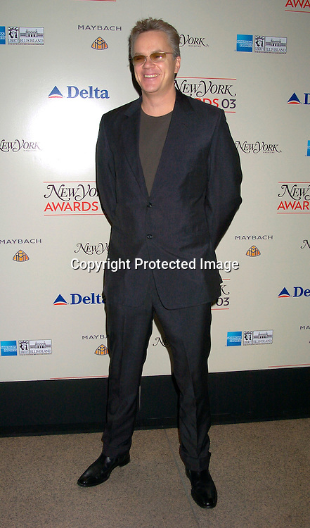 Tim Robbins..at the 2003 New York Magazine Awards on December 15, 2003 at the Four Seasons Restaurant . Photo by Robin Platzer, Twin Images
