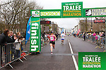 Caroline Mc Connell 217, Conor Cusack 70, who took part in the Kerry's Eye Tralee International Marathon on Sunday 16th March 2014.