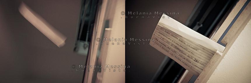 Photo inspired by words and emotions of M.victim of domestic violence. Above the translations of her written  words and emotions: &quot;I always felt like being in a cage, under surveillance, wings clipped...I HAVE CONTROL OVER YOU! ..since always ..by everyone..! suddenly a breakout.. .get married...My God! No! another cage&quot;.<br /> Foto ispirata dalle parole di M., vittima di violenza domestica : &quot; Mi sono sempre sentita in gabbia, controllata a vista, tarpate le ali..&quot;IO HO IL CONTROLLO SU DI TE!&quot;..da sempre..da tutti! Poi la fuga ..il matrimonio..Oddio Nooo! Un'altra gabbia!&quot;